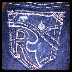 Rock Revival Jeans Mens 30 waist